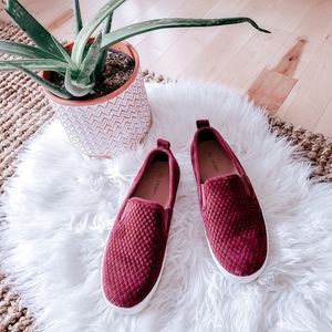 Call it Spring slip-on sneakers